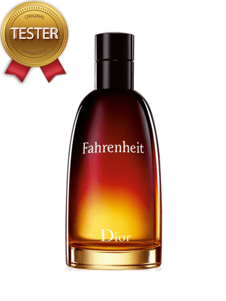 Christian Dior Fahrenheit EDT 100мл - Тестер за мъже